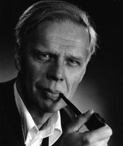 Axel Amlie 1979. Foto. Sverre Bergli