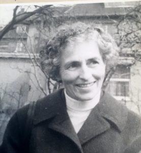 Natalia Dobrowen 1976. Foto.