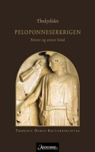 Foto: Peloponneserkrigen, bokomslag.