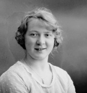 1921 Foto: Peder O. Aune NTNU UB