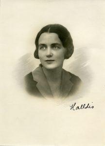 Foto av Haldis Moren Vesaas: Salon Americain Geneve Trysil Engerdal Museum