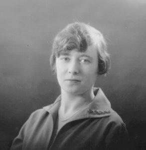 Foto. I 1928.