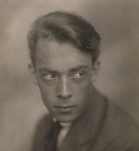 Foto: Ukjent, Gyldendals arkiv, Nasjonalbiblioteket.