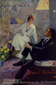 Bilde av bokomslag: Holst, Aagot De unges hjem av Grace S. Richmond (1923).