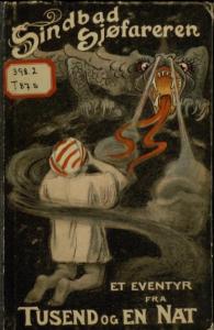 Bilde av bokomslag Sinbad sjørøveren