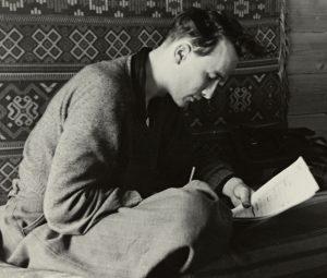 Foto: Kjell Frøstrup, ca, 1954, Nasjonalbiblioteket