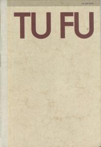 Bilde av bokomslag TuFu