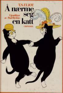 Bilde: Brekke, Paal Å nærme seg en katt