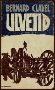 Omslag til bok Ulvetid