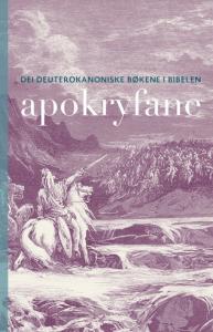 Omslaget til Apokryfene på nynorsk fra Bibelselskapet.