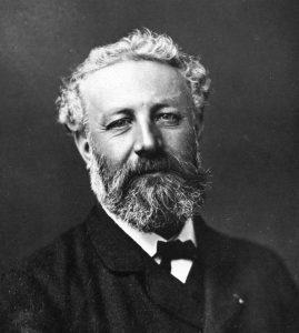 Foto av Jules Verne