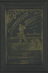 Illustrasjon 1894 «En verdensomseiling under havet» utgitt i 1894 av Ludvig Aas.